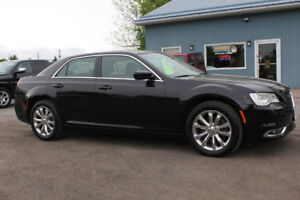 2017 Chrysler 300 AWD (All-Wheel-Drive) with Limited Package