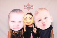 GTA's Premiere Photobooth - UNLIMITED PRINTS   FREE PROPS