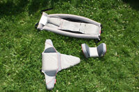 Thule infant sling and baby support for chariot stroller/trailer