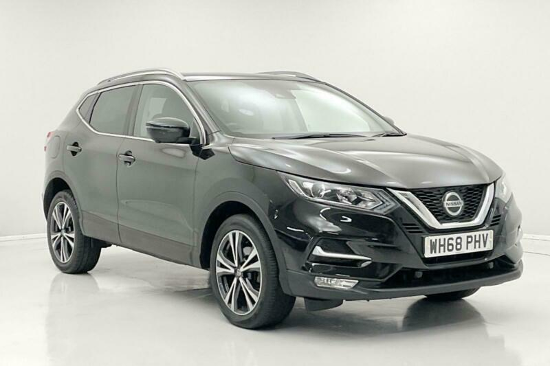 2019 Nissan Qashqai 1.5 dCi 115 N-Connecta 5dr [Glass Roof Pack] SUV Diesel Manu