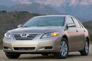 2007+ Toyota Camry