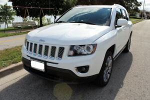 2014 Jeep Compass FWD Limited