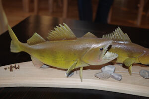 Christmas gifts for the fisherman (Hand carved fish) Regina Regina Area image 5