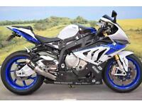 BMW HP4 Carbon **Austin Racing Exhaust, 15 Stage Traction Control, Racing ABS**