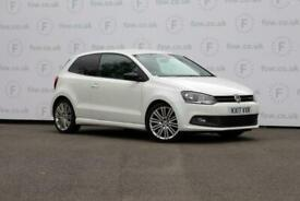 image for 2017 Volkswagen Polo 1.4 TSI ACT BlueGT 3dr Hatchback Petrol Manual