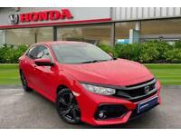 2018 Honda Civic 1.6 i-DTEC (120ps) SR (s/s) 5-Door Hatchback Diesel Manual
