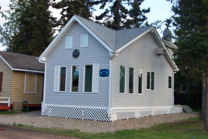 Waskesiu Cabin and Lot for Sale