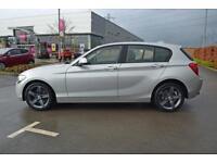 2013 BMW 1 SERIES BMW 120d Sport 5dr [Professional Media]