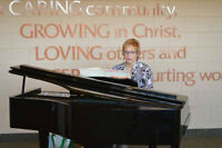 Piano Playing for Weddings, Funerals, Celebrations