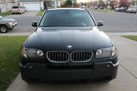 2005 BMW X3 SUV, Crossover