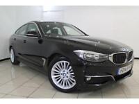 2014 14 BMW 3 SERIES 2.0 320D LUXURY GRAN TURISMO 5DR 181 BHP DIESEL