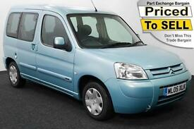 2005(05) CITROEN BERLINGO 1.9D MULTISPACE FORTE WHEELCHAIR ACCESSIBLE VEHICLE