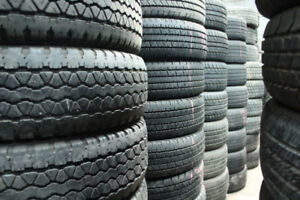 (Used) Tires Sale; Free Balance & Installation