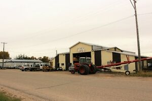 Thriving Welding Shop for Sale - Killarney, MB