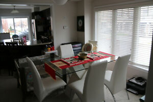 executive Townhouse for Rent Available January 1st, 2017