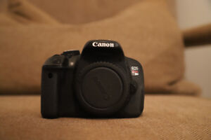 Take amazing photos! Canon 650D / T4i plus lots of accessories!