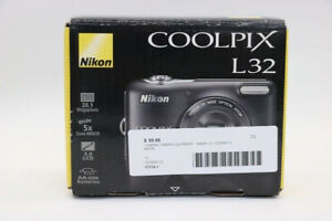 New Nikon COOLPIX L32 20MP Digital Camera (#17124)