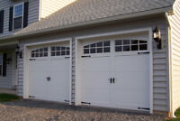 Garage door repair & service Bolton - Caledon