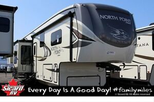 2018 JAYCO NORTH POINT 387RDFS