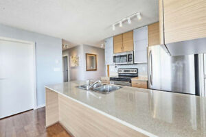 $3450 / 2br - 1090ft2 - Large 2 bed + 2 bath Yaletown Penthouse