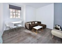 stunning 1 bed flat 30 seconds from kings cross station