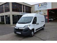 2.2 35 L3H2 ENTERPRISE HDI 5D FWD 129 BHP AIR CON LWB H/ROOF DIESEL MANUAL VAN