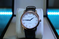 *EXCELLENT PRICE* Corniche Heritage 40 Gold-Plated Watch