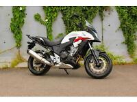 Honda CB500XA-D Adventure
