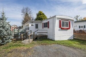 NEW PRICE - Mobile home for sale - great starter or retiree home