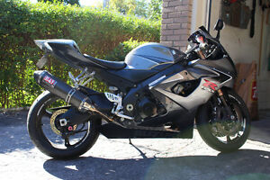 My girl needs a new home! GSXR 1000 for sale