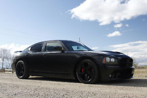 07 Charger SRT8 450HP