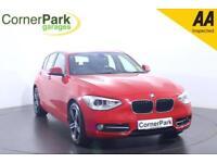 2014 BMW 1 SERIES 120D XDRIVE SPORT HATCHBACK DIESEL