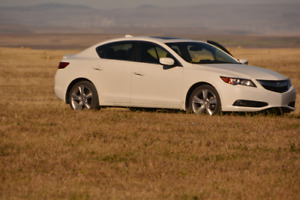 2014 ILX Acura Low KMS
