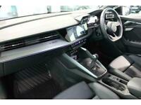 2020 Audi A3 SALOON 35 TFSI S line 4dr Saloon Petrol Manual