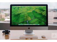 iMac 27-inch, Late 2012, 1T HD, 24GB Ram, New OSX Sierra
