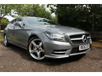 Mercedes-Benz CLS350 3.0TD ( 265bhp ) BlueEFFICIENCY 7G-Tronic Plus 2013MY Sport