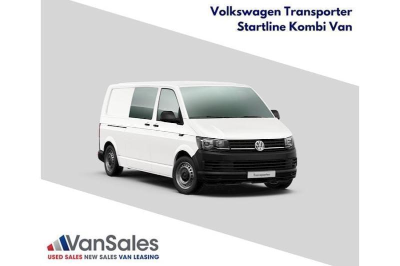 c651d63010 Volkswagen Transporter Kombi Startline T28 102PS