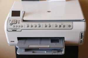 HP Photosmart C5180 All in one color copier
