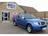 2013 NISSAN NAVARA DCI 190 TEKNA 4X4 DOUBLE CAB PICK UP DIESEL
