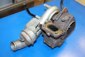 Acura RDX turbo charger