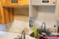 Kitchen Makeover Services for CHEAPER