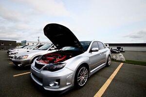 2012 Subaru WRX STI Sport Tech