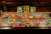 110 1979-1993  Archie Comics Lot in English ( 1979-1993 )