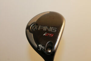 Bois 3 / 3 Wood Ping i25 Used Droitier/ Right-Handed