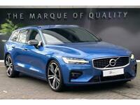 2019 Volvo V60 2.0 D4 [190] R DESIGN 5dr Auto Estate Diesel Automatic