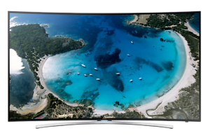 H8000 55 Inch 140cm 3D Curved Full HD Smart TV- Samsung Series 8 Campbelltown Campbelltown Area Preview