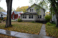Beautiful Lakeview Character Home with wood fireplace and garage