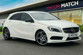 image for 2015 Mercedes-Benz A Class A200 AMG NIGHT EDITION CDI A Auto Hatchback Diesel Au