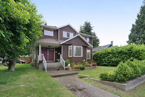 Perfect Family House 4 bed, 3 bath in North Vancouver