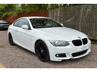 2012 BMW 3 Series 3.0 330d M Sport 2dr Coupe Diesel Automatic